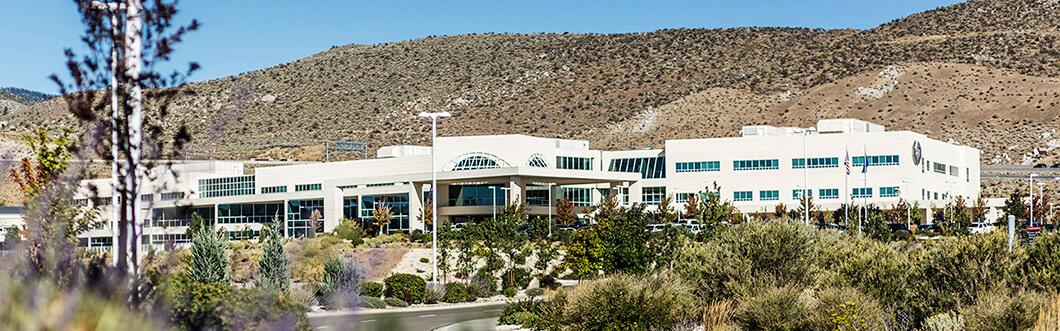 Carson Tahoe Regional Medical Center Main Hospital Carson City Nv