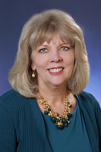 Anna Anders MSN, RN, CENP, Vice President & Chief Nursing Officer